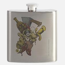 Sticker_Zombie Flask