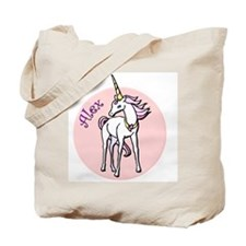 Alex Unicorn Tote Bag
