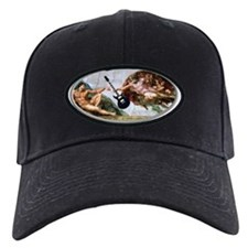 god gave rock and roll to you Baseball Hat