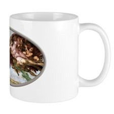 god gave rock and roll to you Mug