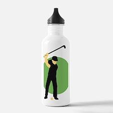 golf player Water Bottle