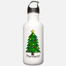 tree pharmacist Water Bottle