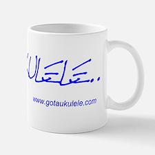Got A Ukulele master logo Mug