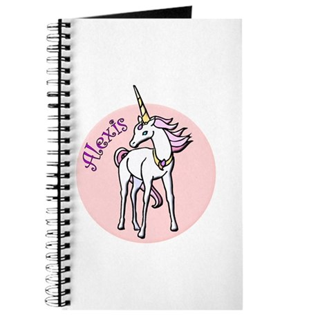 Alexis Unicorn Journal