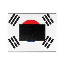 South Korea Flag Picture Frame