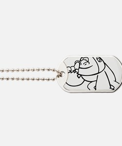 Gorilla Boogers Dog Tags