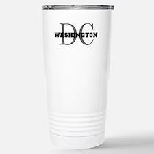 Washington thru DC Travel Mug