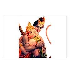 <b>NEW - Shri Ram and Hanuman Cards</b>
