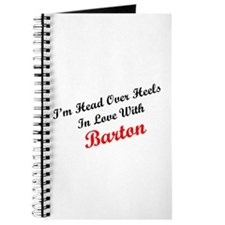In Love with Barton Journal