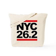 NYC 26.2 Tote Bag