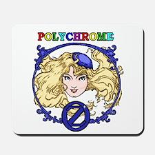 Polychrome Mousepad