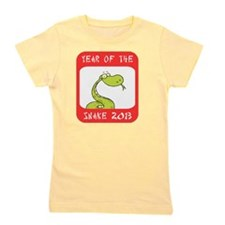 Year of The Snake 2013 Girl's Tee