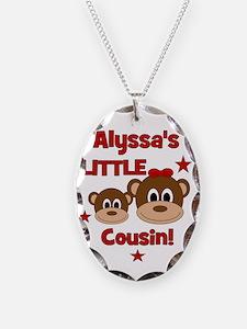 CUSTOM Alyssas Little Cousin - Necklace