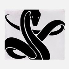 Year of Snake 101 Throw Blanket