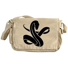Year of Snake 101 Messenger Bag
