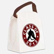 Class Of 2013 Hockey Canvas Lunch Bag