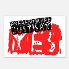 Prevent Rape Postcards (Package of 8)