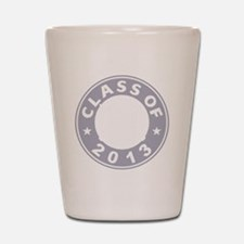 Class Of 2013 Hockey Shot Glass