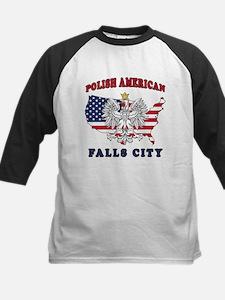 Falls City Texas Polish Tee