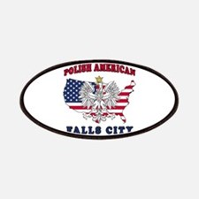 Falls City Texas Polish Patches