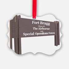 Fort Bragg Ornament
