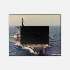 uss midway cva large framed print Picture Frame