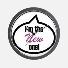 Im the new one! Wall Clock