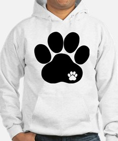 Double Paw Jumper Hoody