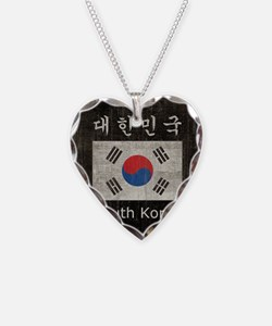 Vintage South Korea Necklace