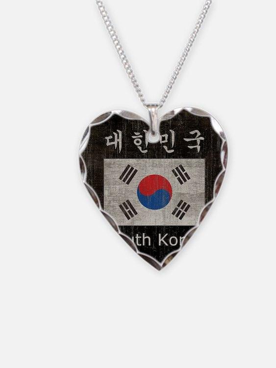 Vintage South Korea Necklace