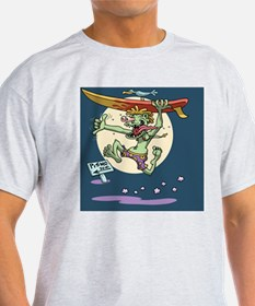 surf-monster-CRD T-Shirt