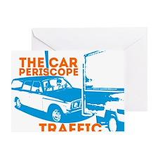 Car Periscope Shirt Greeting Card