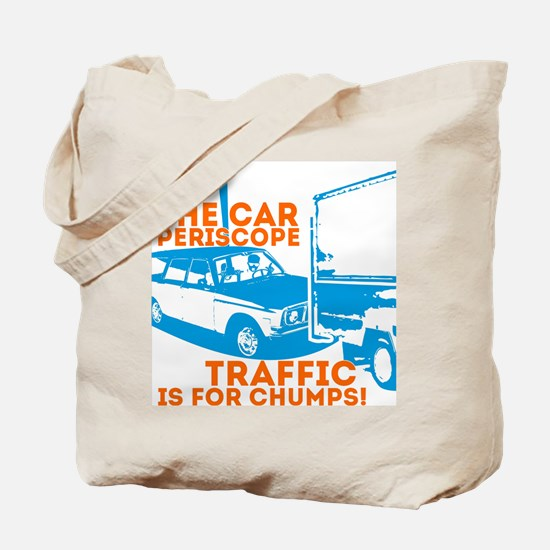 Car Periscope Shirt Tote Bag