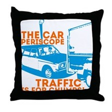 Car Periscope Shirt Throw Pillow