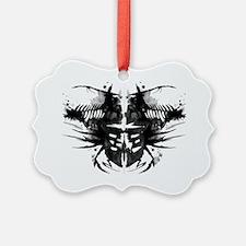 Rorshach Series Ornament