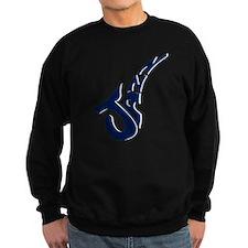Jazz Sax Jumper Sweater