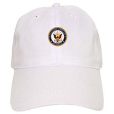 USN Navy Retired Eagle Baseball Baseball Cap