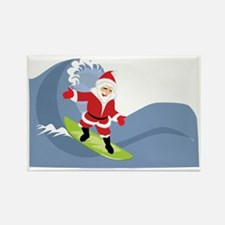 Surfing45.gif Rectangle Magnet