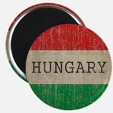 Vintage Hungary Magnet