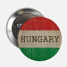"""Vintage Hungary 2.25"""" Button"""
