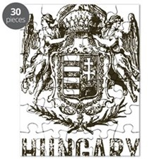 Vintage Hungary Puzzle