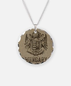 Vintage Hungary Necklace