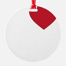 I Love Qom Ornament
