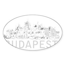 Budapest Decal