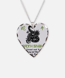 Year of Earth Snake Necklace