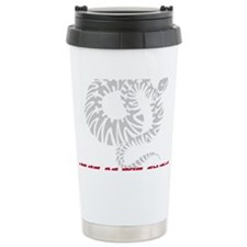 Year of Snake Travel Mug