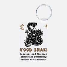 Year of Wood Snake Keychains