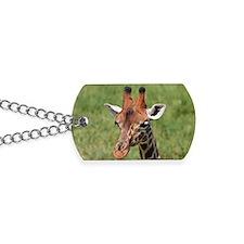 Giraffe Dog Tags