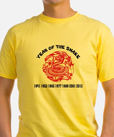 Year of Snake T