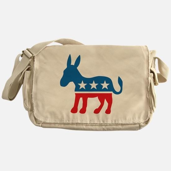 Democrate Donkey Messenger Bag